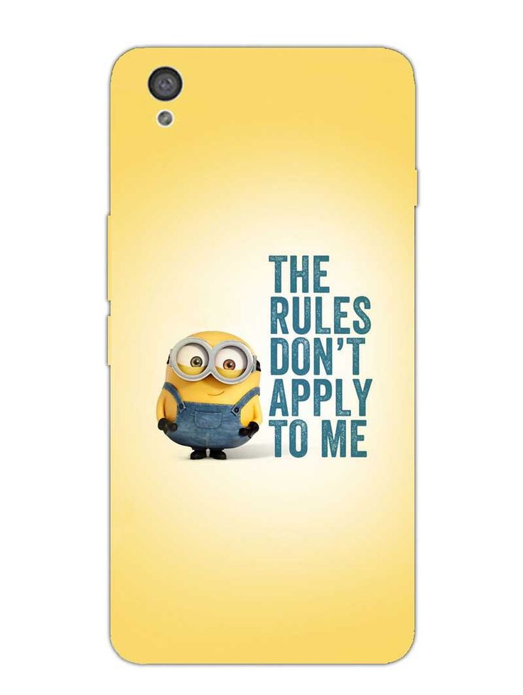 Minions-III - Designer Mobile Phone Case Cover for OnePlus X