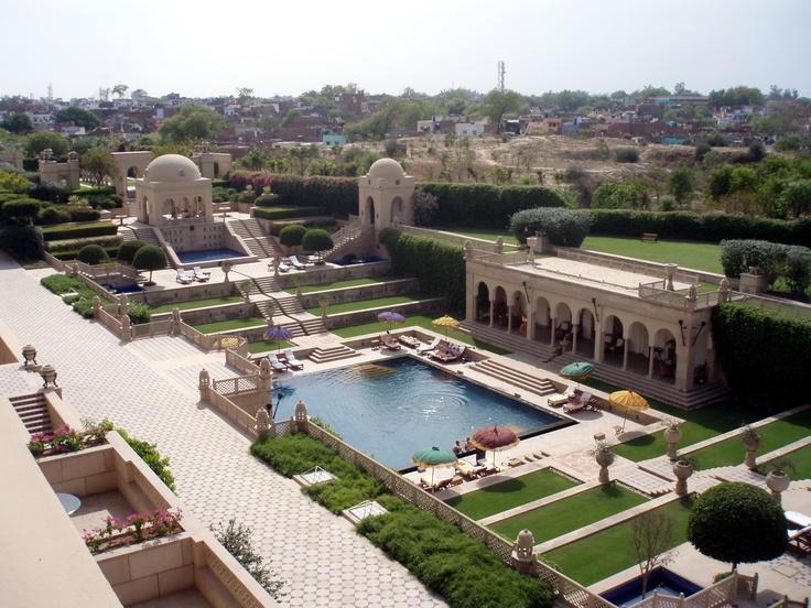 Luxe et raffinement à l'Oberoi Amarvilas à Agra