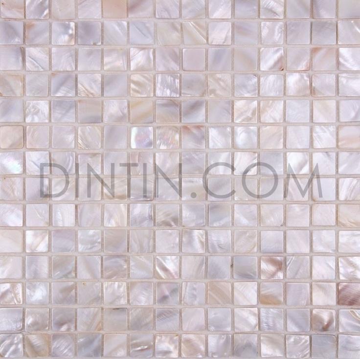 lyx skal mosaik, pärla mosaik, pärla kakel, pärla kakel, skal väggmålningar, kök kakel, badrum kakel vägg, besök www.dintin.com, vi skickar till alla länder.