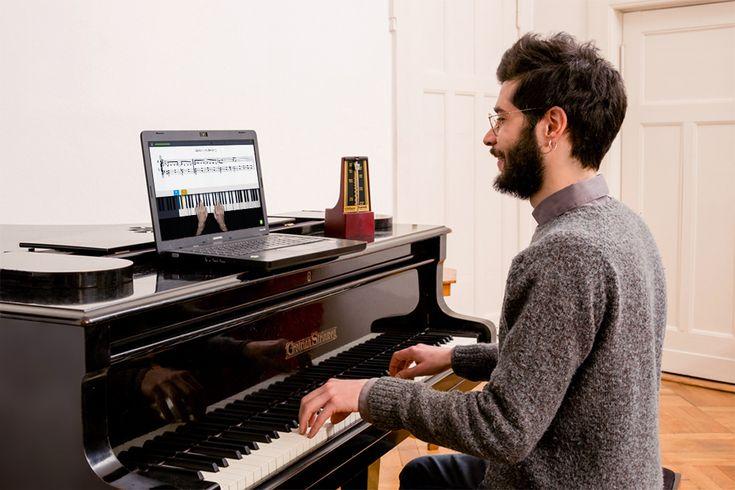Skoove: Interaktiver Klavierkurs funktioniert ab sofort mit echtem Klavier - Engadget Deutschland