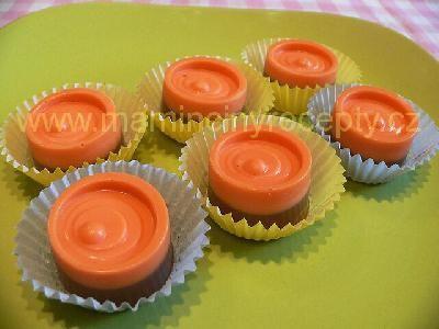 Pomerančové pralinky