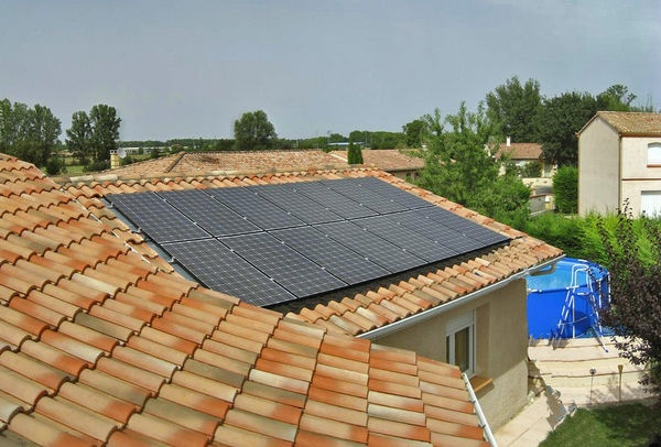 L'énergie des panneaux solaires est l'énergie du futur