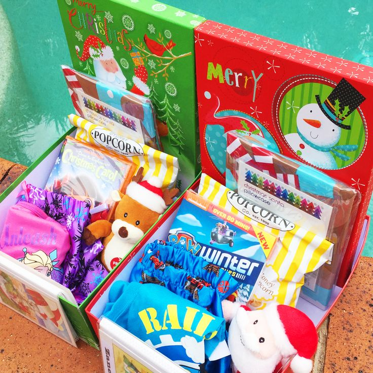 Capri Collective Christmas Eve Kids Boxes. Bring the Magic to childhood.