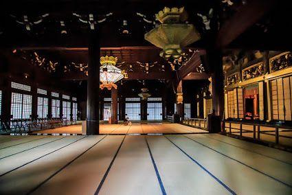 京都 西本願寺 Kyoto Nishi Honganji