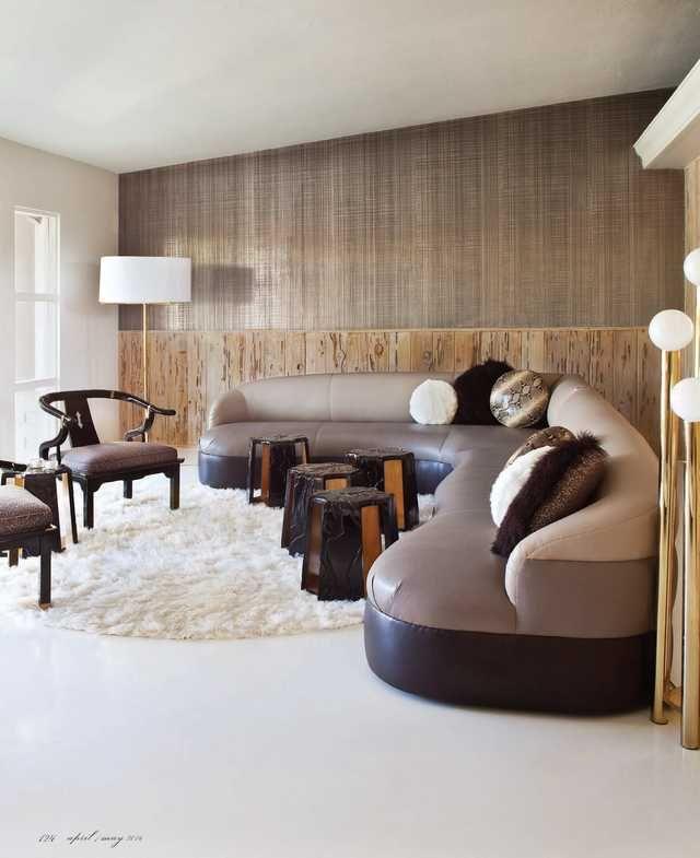 Desert Jewel Interior Design By Laura Kirar Featuring