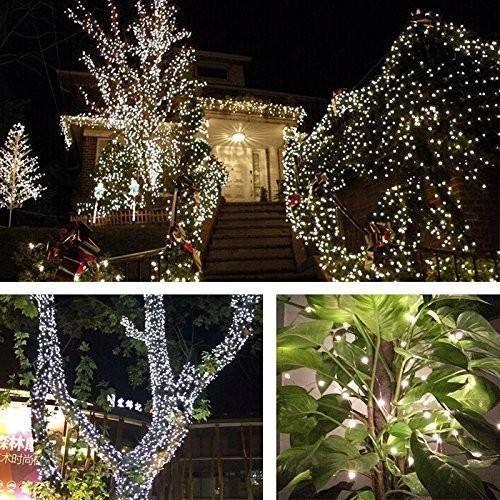 oltre 25 fantastiche idee su illuminazione per nozze su pinterest ... - Illuminazione Alberi Natale