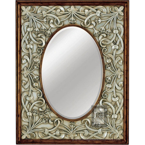 Spanish Silver Mirror