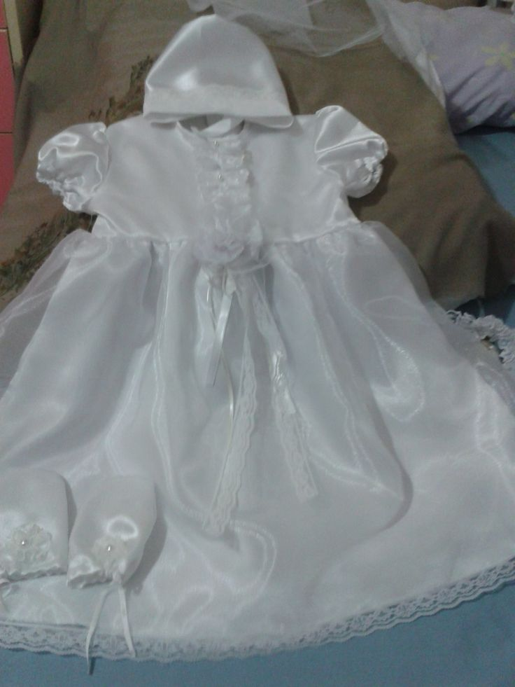 vaftiz kıyafeti