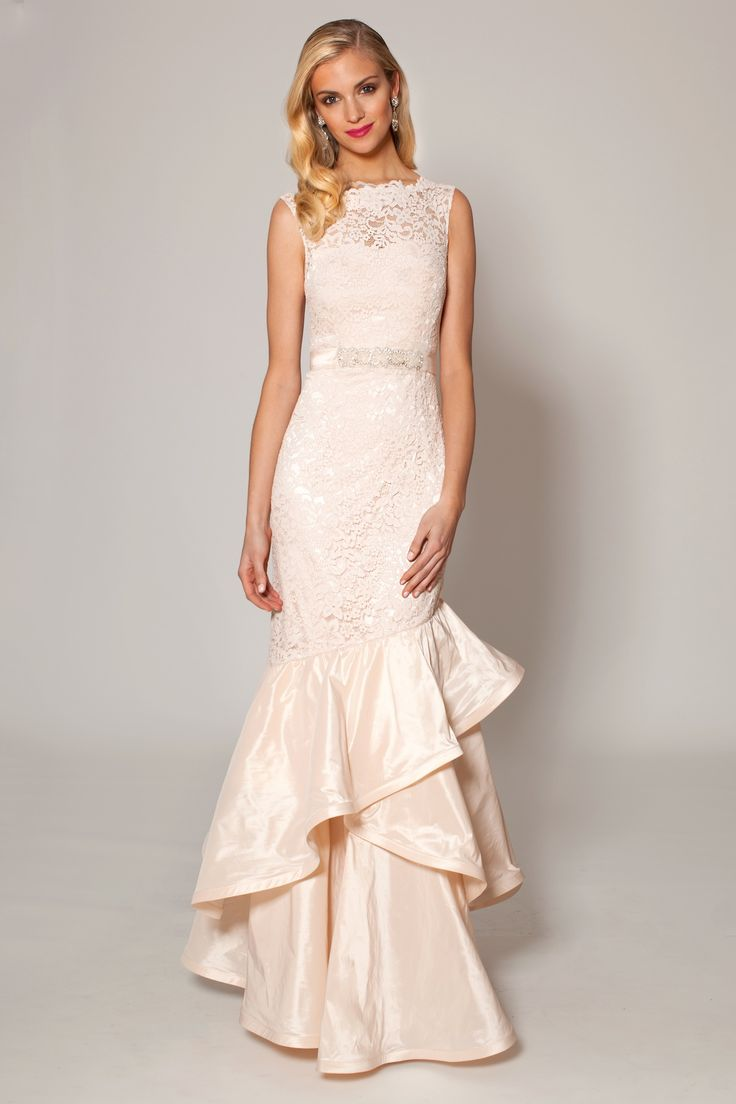 20 best Weddings images on Pinterest | Evening gowns, Formal evening ...