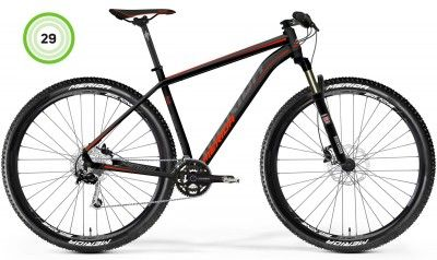 Merida Bikes Big.Nine 500 - 2015
