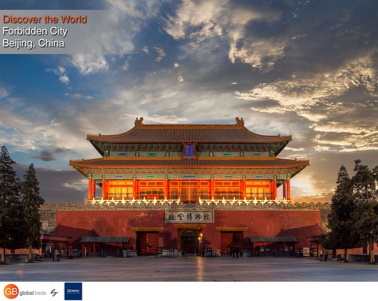 Due to its cultural significance and unique beauty, the Forbidden City is extremely popular with both Chinese and foreign tourists. The palace museum boasts 14 million visitors annually.  #onlinebookingsystem #FIT #ForbiddenCity #Beijing #China  #discovertheworld #instadaily #todayspost#view #viewoftheday #views #picoftheday#DorakHolding #GB #GlobalBeds
