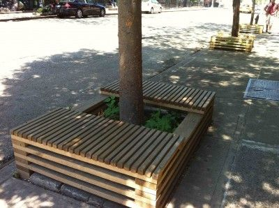 Marvelous As A Seat Around One Of Our Trees, I Like It. Awesome Ideas