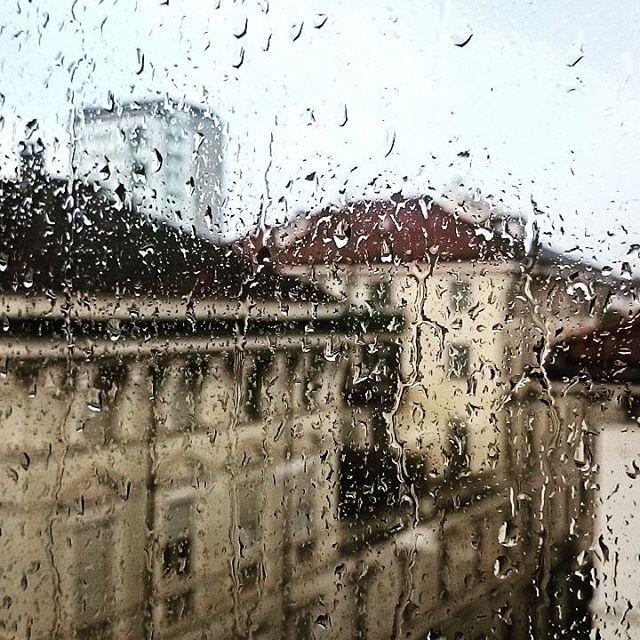Pioggia a #Torino