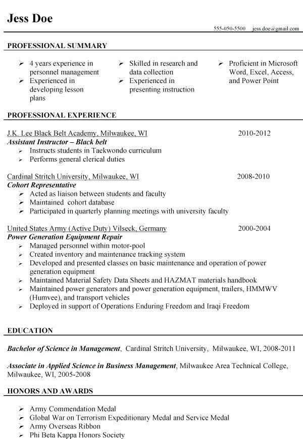 resume examples veterans examples resume resumeexamples veterans - Veteran Resume Examples