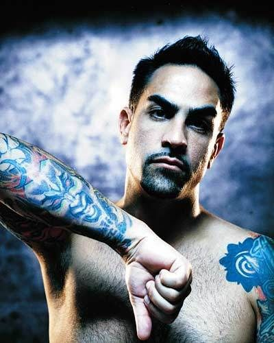 Chris Nunez. This man is so damn sexy. Someone get me some water cause. .damn