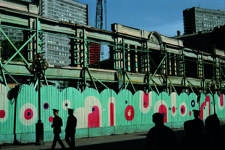 In beeld: de verschillende kleuren van de jaren tachtig