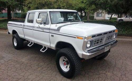 68 79 f250 highboy pickup for sale autos post. Black Bedroom Furniture Sets. Home Design Ideas