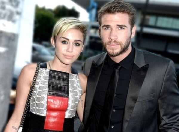 Confiesa Miley Cyrus secreto de Liam Hemsworth