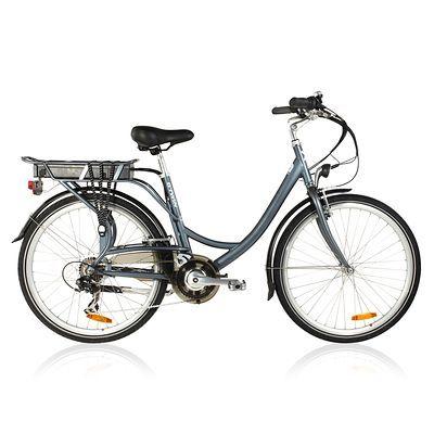 Vélo Decathlon, promo vélo électrique pas cher Decathlon, le Vélo électrique Bebike 5 2013 BTWIN prix promo Decathlon 699,95 € TTC