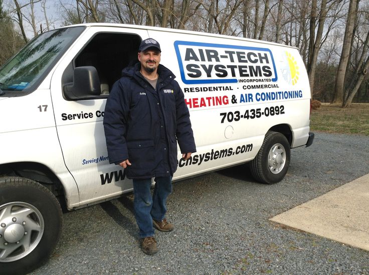 Fairfax Furnace Repair AirTech Systems Inc. 10930 Clara
