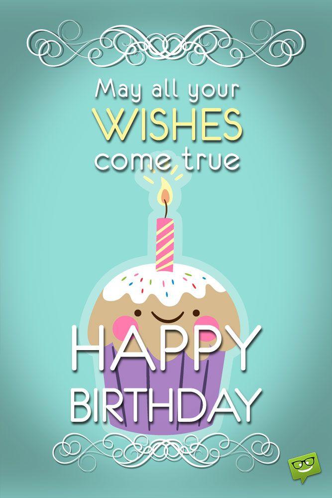 25 Bästa Birthday Wishes Idéerna På Pinterest