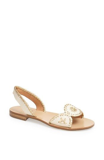 Jack Rogers 'Lilliana' Sandal available at #Nordstrom