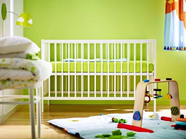 die besten 25 babybett mit matratze ideen auf pinterest. Black Bedroom Furniture Sets. Home Design Ideas