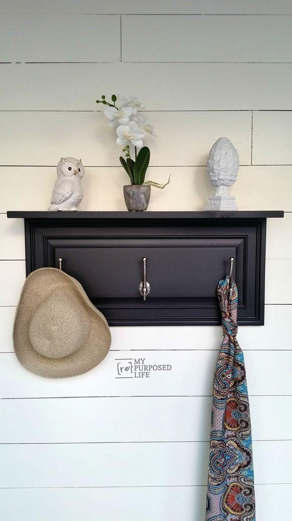 my-repurposed-life-small-black-coat-rack-shelf