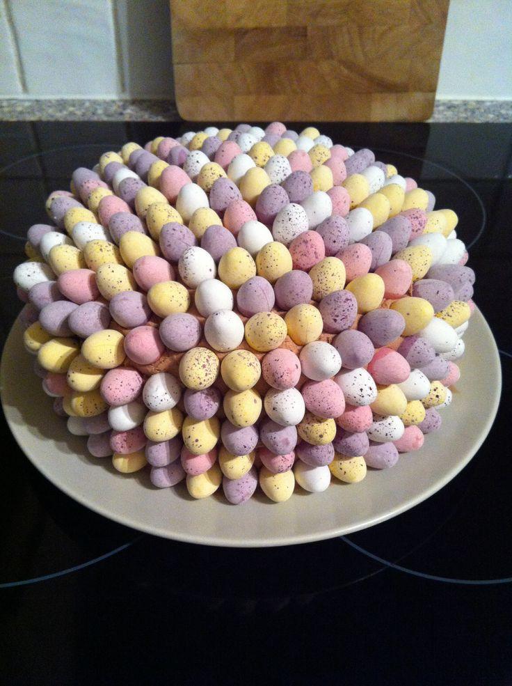 MiniEgg cake