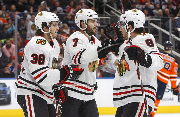 EDMONTON, Alberta /December 29, 2017 (AP)(STL.News) – Patrick Kane scored 50 seconds into overtime to give 32-year-old goaltender Jeff Glass a win in his NHL debut and lift the Chicago Blackhawks over the Edmonton Oilers 4-3 on Friday night. Kane deked around a defender then shoved in the re... Read More Details: https://www.stl.news/kanes-ot-goal-gives-32-year-old-chicago-goalie-win-debut/58393/
