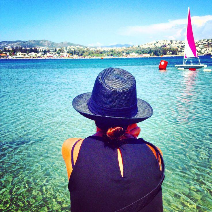 Bitez beach in Turkey...get here!