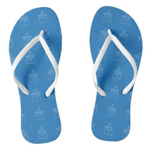 (Cruise ship flip flops) #Blue #Boat #Cruise #Deck #Holiday #Liner #Marine #Nautical #Navigation #Navy #Ocean #Pattern #Port #Sea #Ship #Summer #Travel #Tropical #Vacation is available on Funny T-shirts Clothing Store   http://ift.tt/2fb1E16