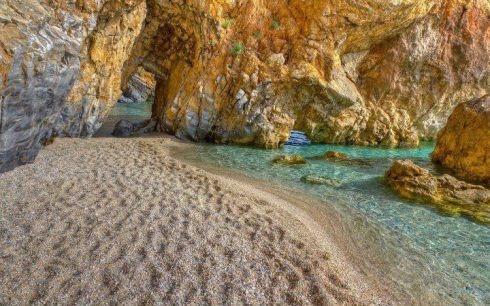 Mylopotamos beach - Tsagarada, Pelion _ Greece