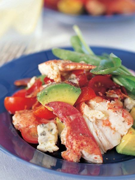 25 best ideas about lobster salad on pinterest lobster for Barefoot contessa fish recipes