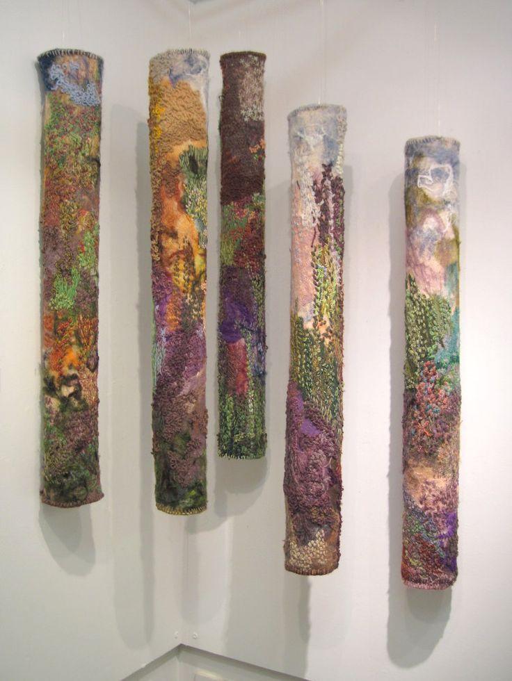TX Creative Textiles exhibition 2012 | Carolyn Bott | By: Helen~Smith | Flickr - Photo Sharing!