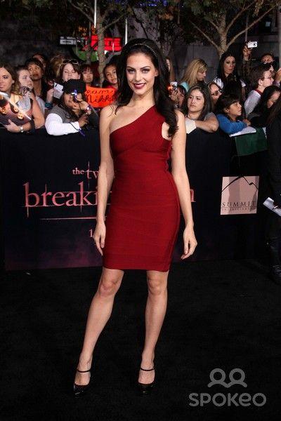 "Julia Voth at ""The Twilight Saga: Breaking Dawn - Part 1"" Los Angeles Premiere, Nokia Theatre L.A. Live, Los Angeles, CA 11-14-11"