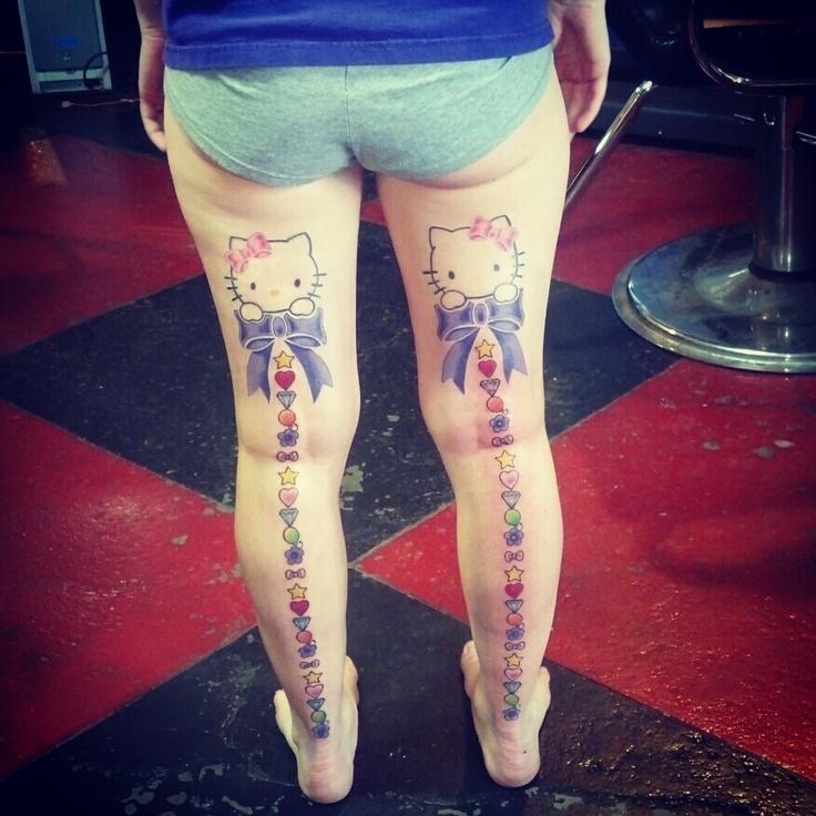 Best 20+ Kitty Tattoos Ideas On Pinterest