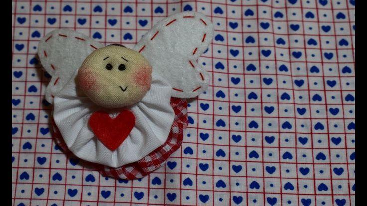 Broche Cupido