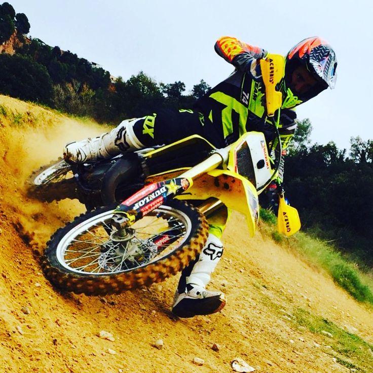 #motocross #motorcycles #motorbike #ride #mx #suzuki #riding #racing #foxracing