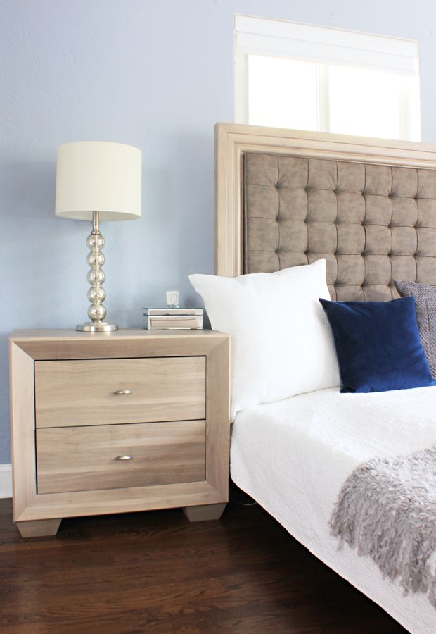 Room for you and your family to snuggle up in! The Siena bedroom collection is light, airy and timeless!