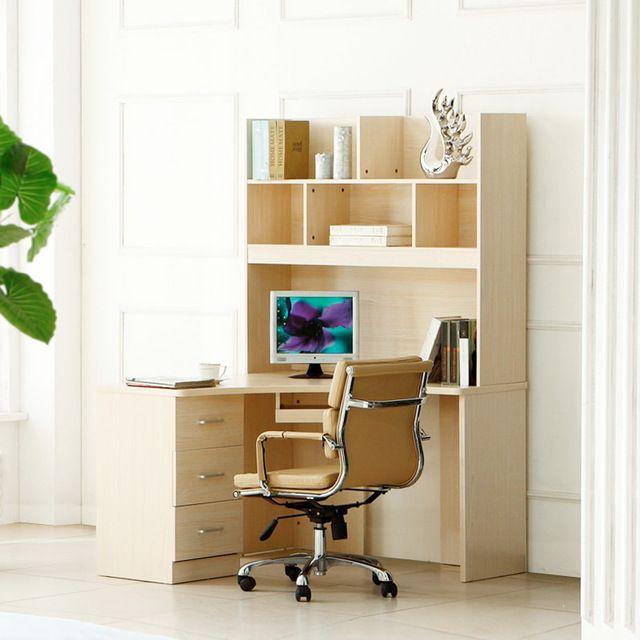 Mesa de Esquina estantería escritorio de la computadora esquina minimalista 864…