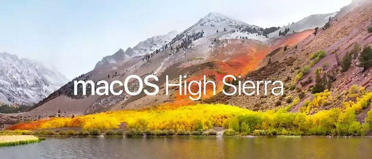 Apple presenta alla WWDC 2017 il nuovo macOS High Sierra, compatibile con la realtà virtuale, nonché nuovi Mac, a partire dai rinnovati iMac e i iMac Pro.