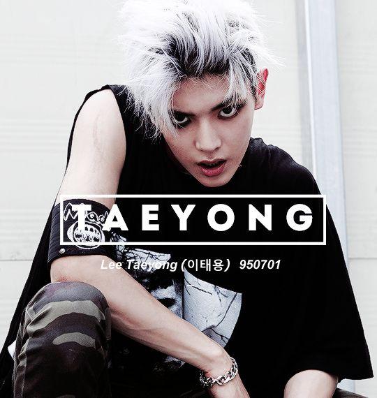 [NCT 127 No. 4] Lee Taeyong