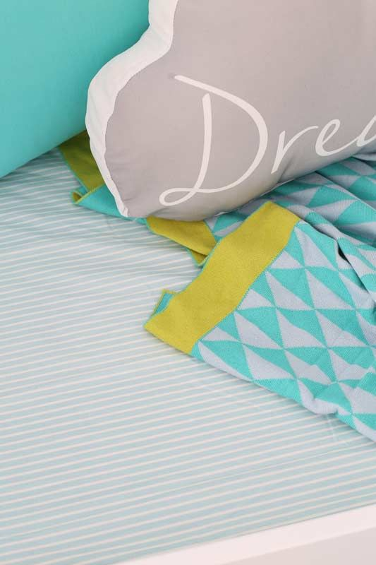 Bramwell Designs Cot Sheets