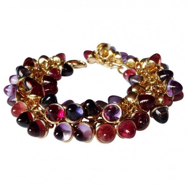 TAMARA COMOLLI Multicolour Pink gold Bracelet
