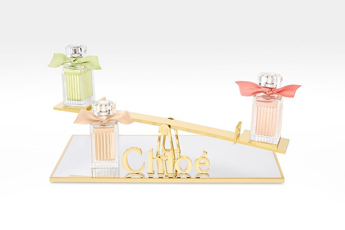 クロエ、ミニフレグランス「マイ リトル クロエ」を限定発売 - 異なるローズの香りを3本セットで | ニュース - ファッションプレス