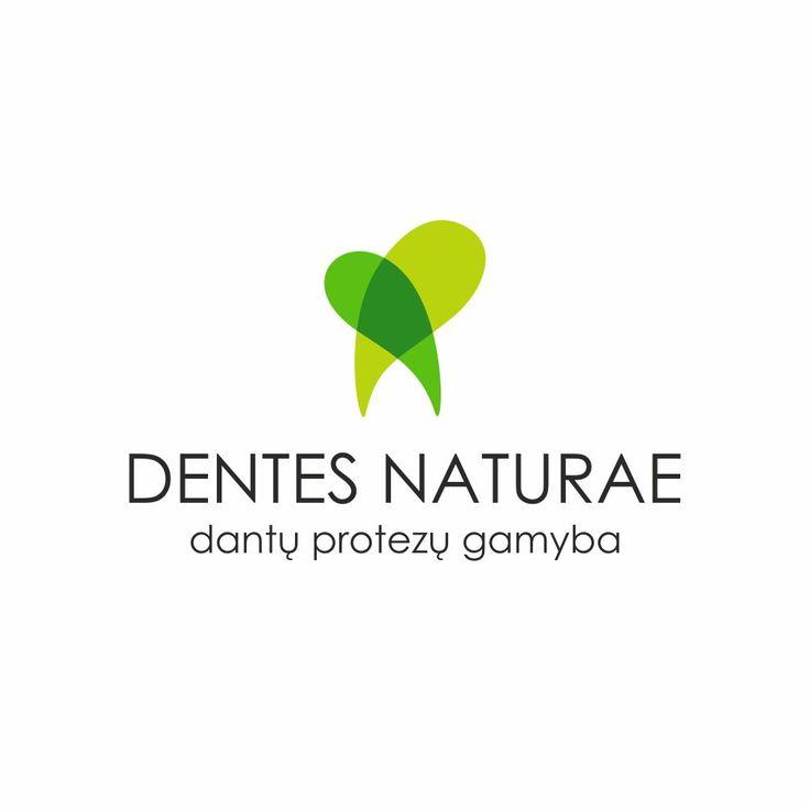 Dantes Naturae logo | Bruknės Dizainas