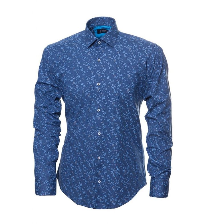 Mens Coat On Sale, Navy Blue, polyestere, 2017, L M S XL XXL Fay