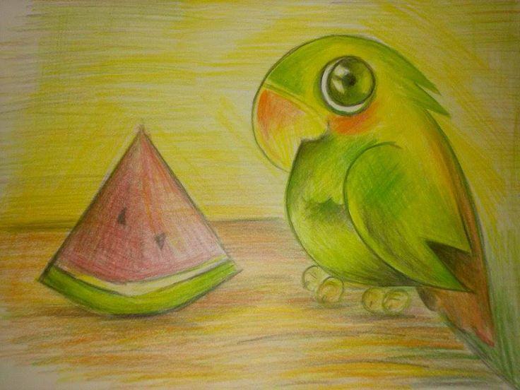 Papagaj- kopija