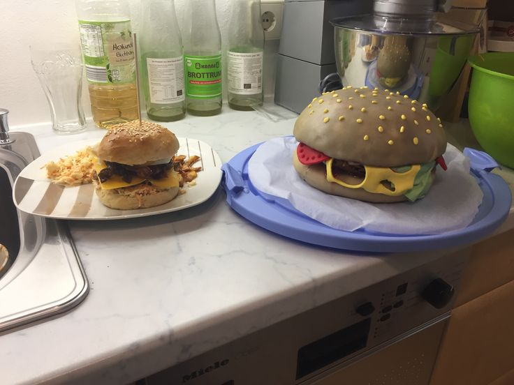 Burger Torte